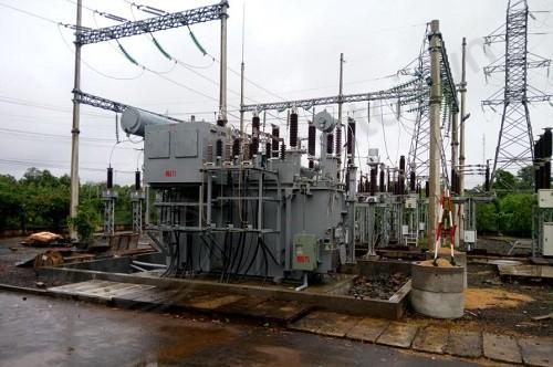 Toji cung cấp VTTB trạm 110kV An Khê, Chư Sê, Cư M'Gar