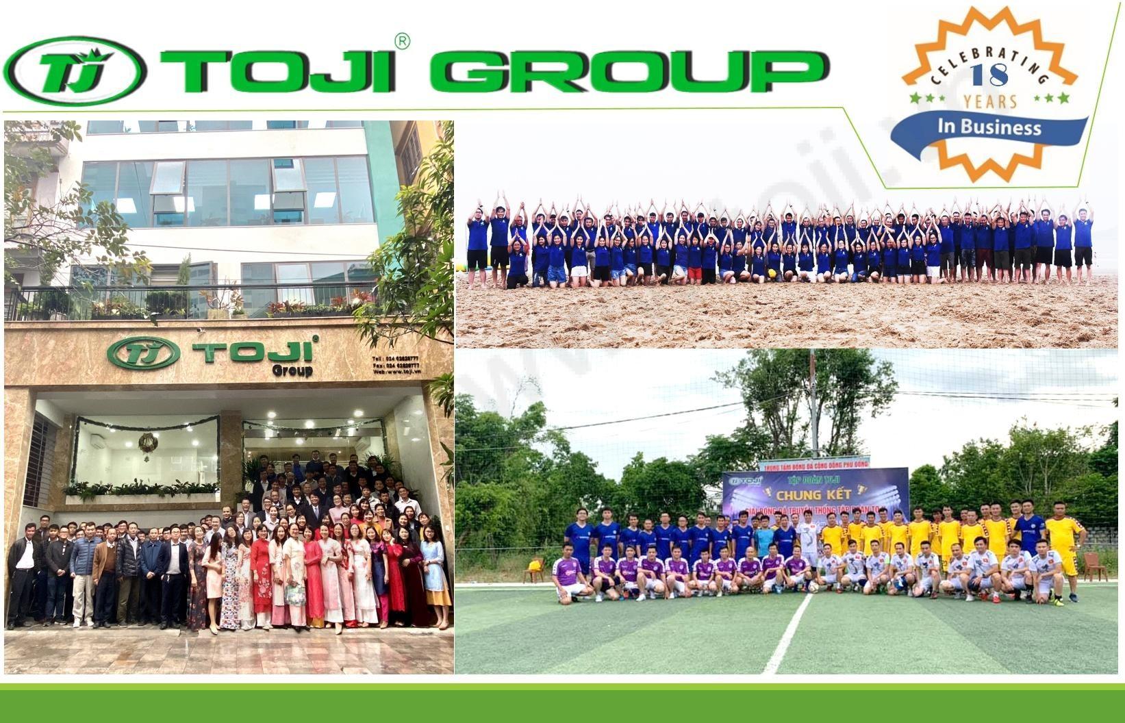 Kỷ niệm 18 năm ngày thành lập Tập đoàn TOJI