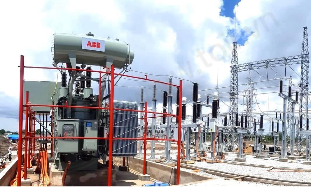 Hoàn thành giai đoạn 1 dự án Phong Điện Đông Hải 1